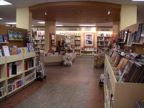 Aménagement commercial Librairie Martin