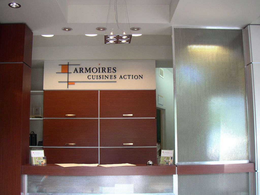 Bureaux à frais partagés réception chambre de commerce de lévis