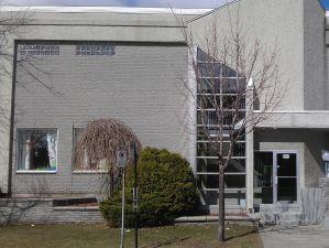 Aménagement de Bureaux, Montréal