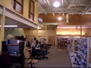 Librairie, St-Jean-Sur-Richelieu